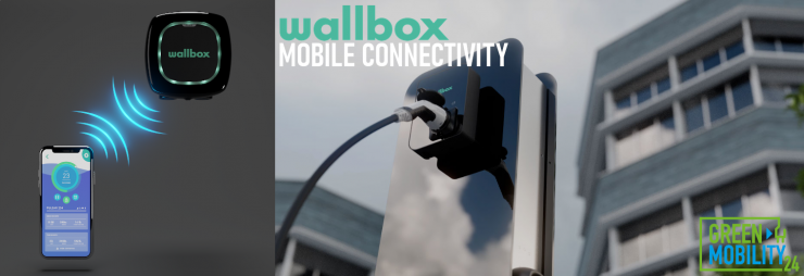Wallbox Mobile Connectivity